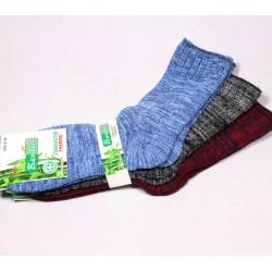 Dámske thermo bambusové ponožky Pesail DTBP043 3pack