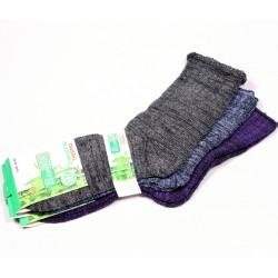 Dámske thermo bambusové ponožky Pesail DTBP044 3pack