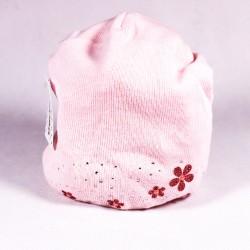 Detská čiapka Harper ZCDE014 ružová