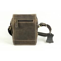 Taška pánská kožená Genuine leather Diego S IK003